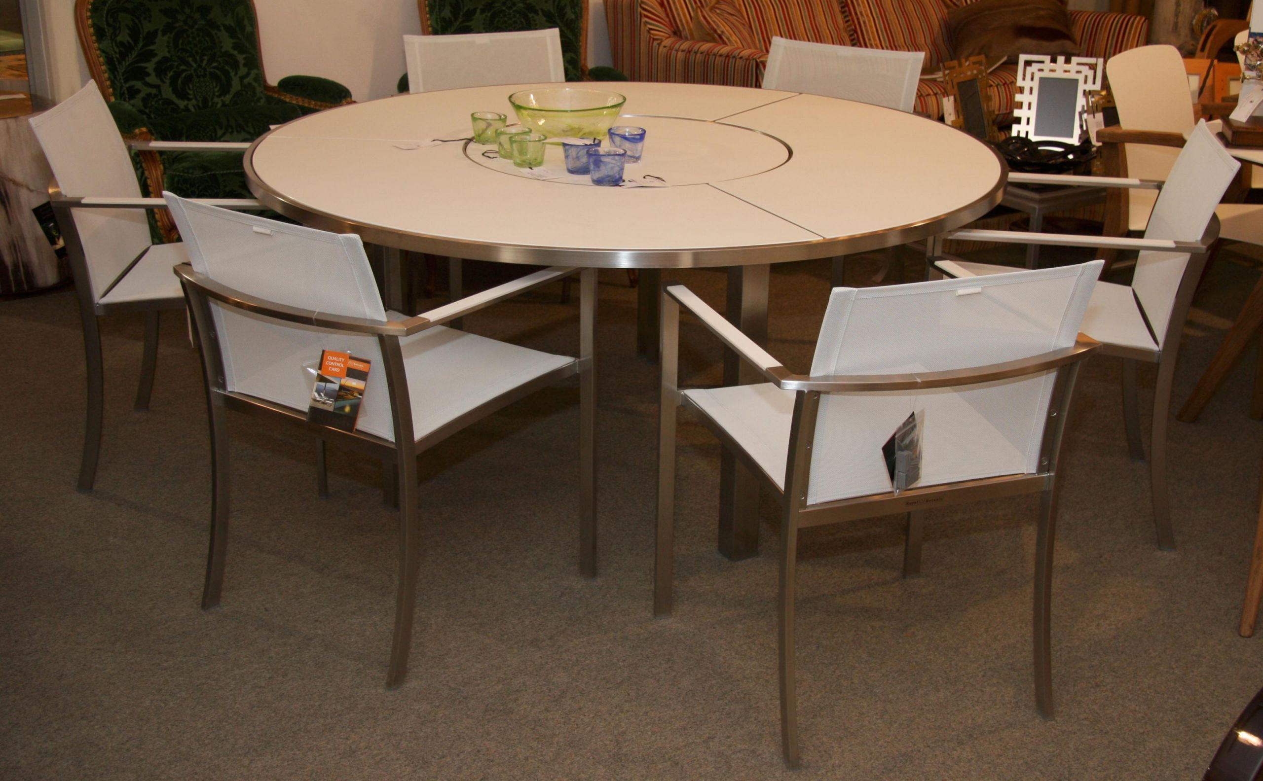 Table De Jardin Ronde 8 Personnes Unique Table De Terrasse Conforama