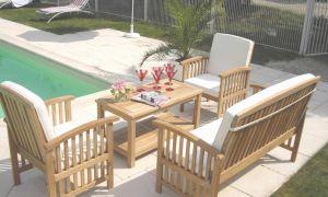 27 Inspirant Table De Jardin Ronde En Bois