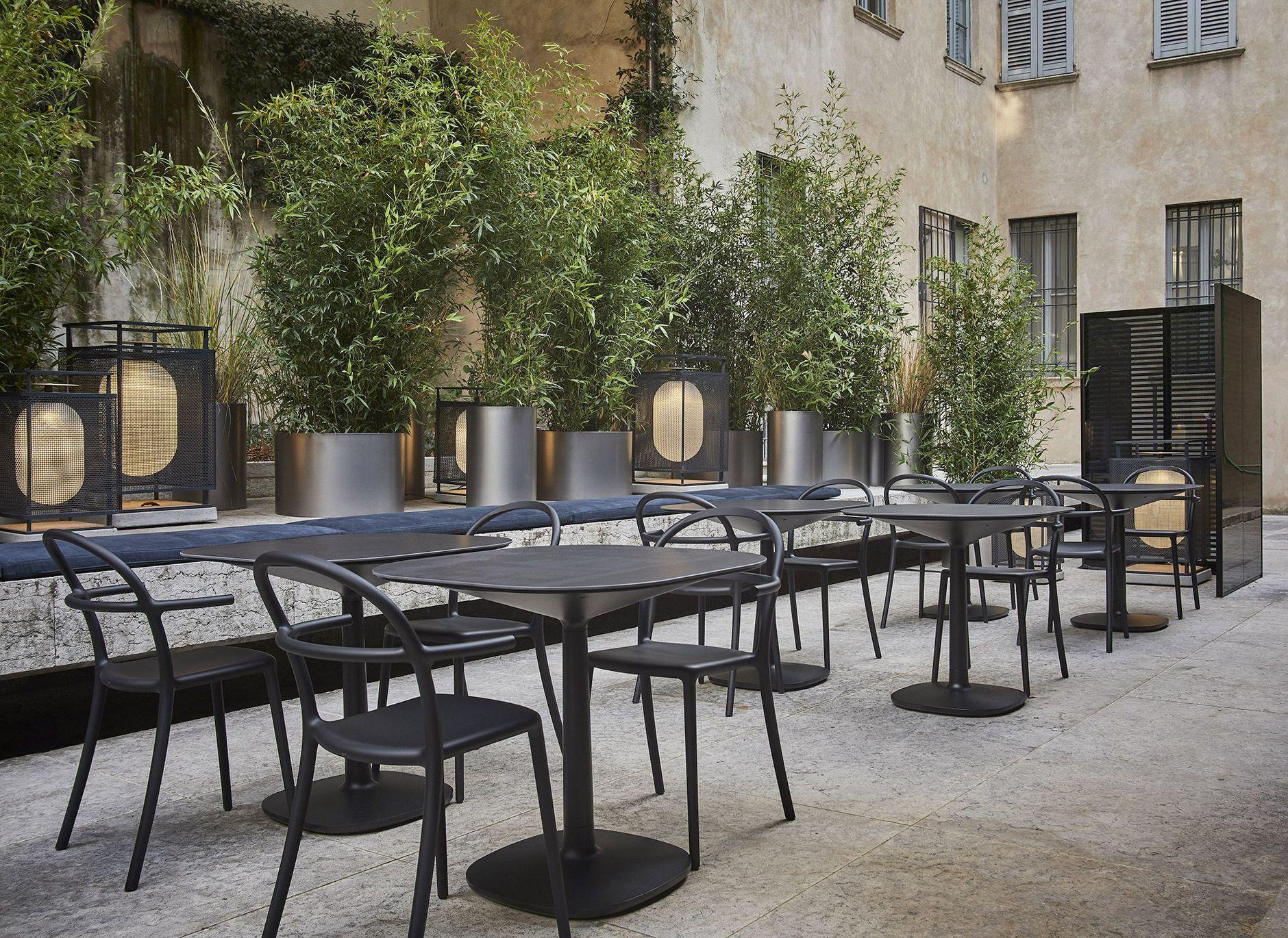 Table De Jardin Tressé Nouveau Restaurants Kokteil Bar S