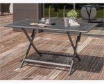 25 Luxe Table De Salon De Jardin Avec Rallonge
