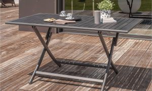 25 Charmant Table De Terrasse Pliante