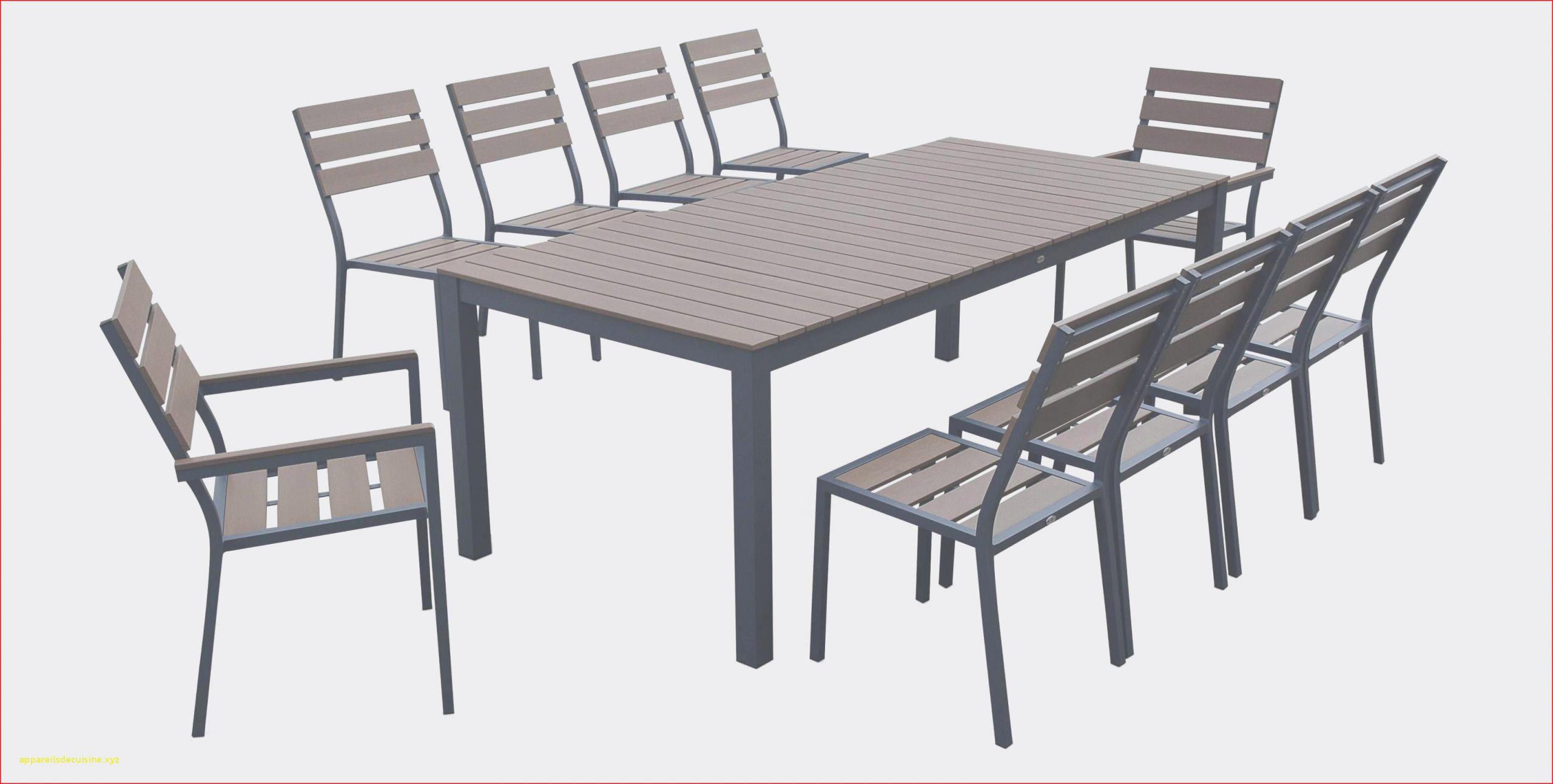 Table Bois Metal Exterieur table en bois exterieur génial jardin archives