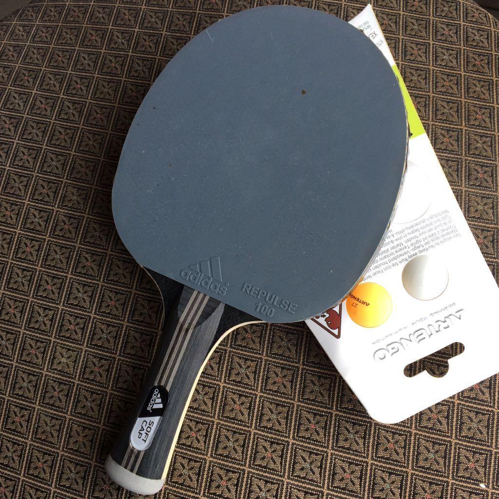 adidas table tennis batballs b600