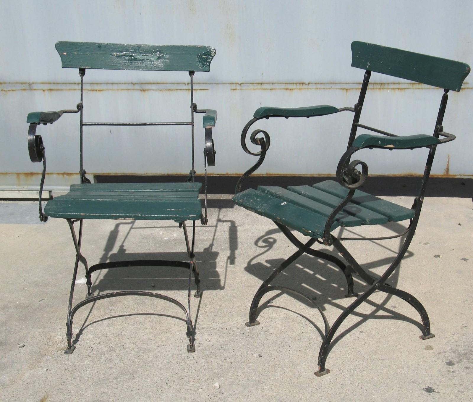 chaise pliante en teck img original deux fauteuils jardin pour enfant fer forge noir bois peint vert epoque eme siecle et aussi idées de design