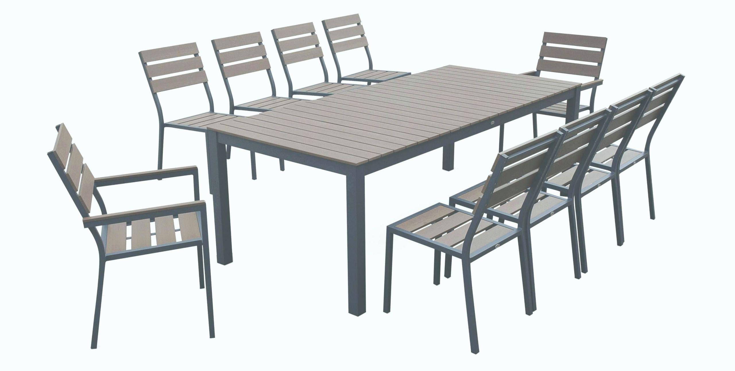 Fabriquer Une Table Escamotable 35 Élégant table en teck   salon jardin