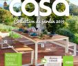 Table Et Banc De Jardin En Bois Beau Casa – Dépliant Du 18 08 2019 Au 30 09 2019 – Page 1