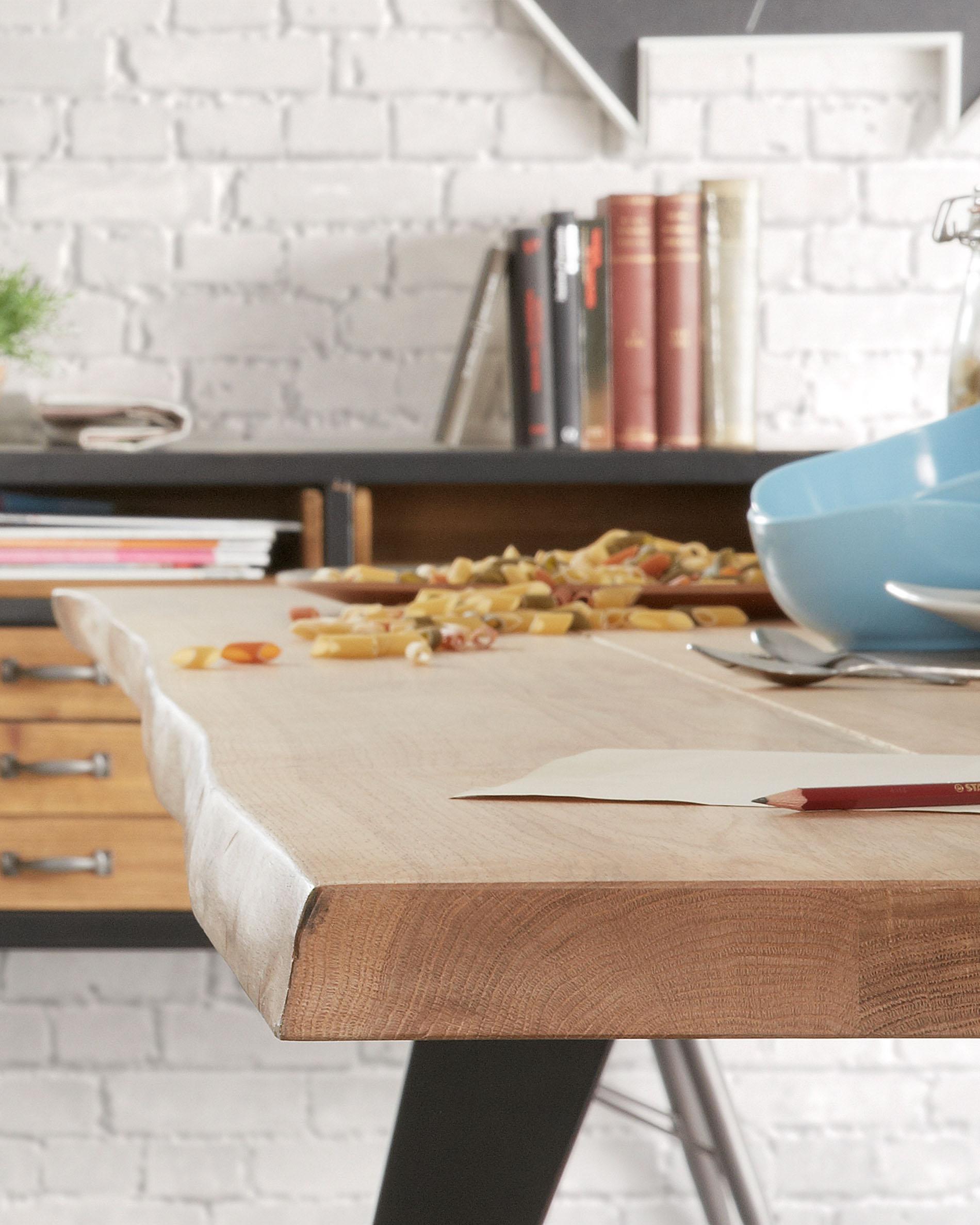 Table Et Chaise Cuisine Génial Koda Table 220 Cm Natural Oak Black Legs Of 38 Élégant Table Et Chaise Cuisine