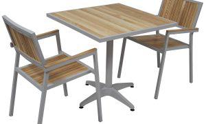23 Génial Table Et Chaise De Jardin Bois