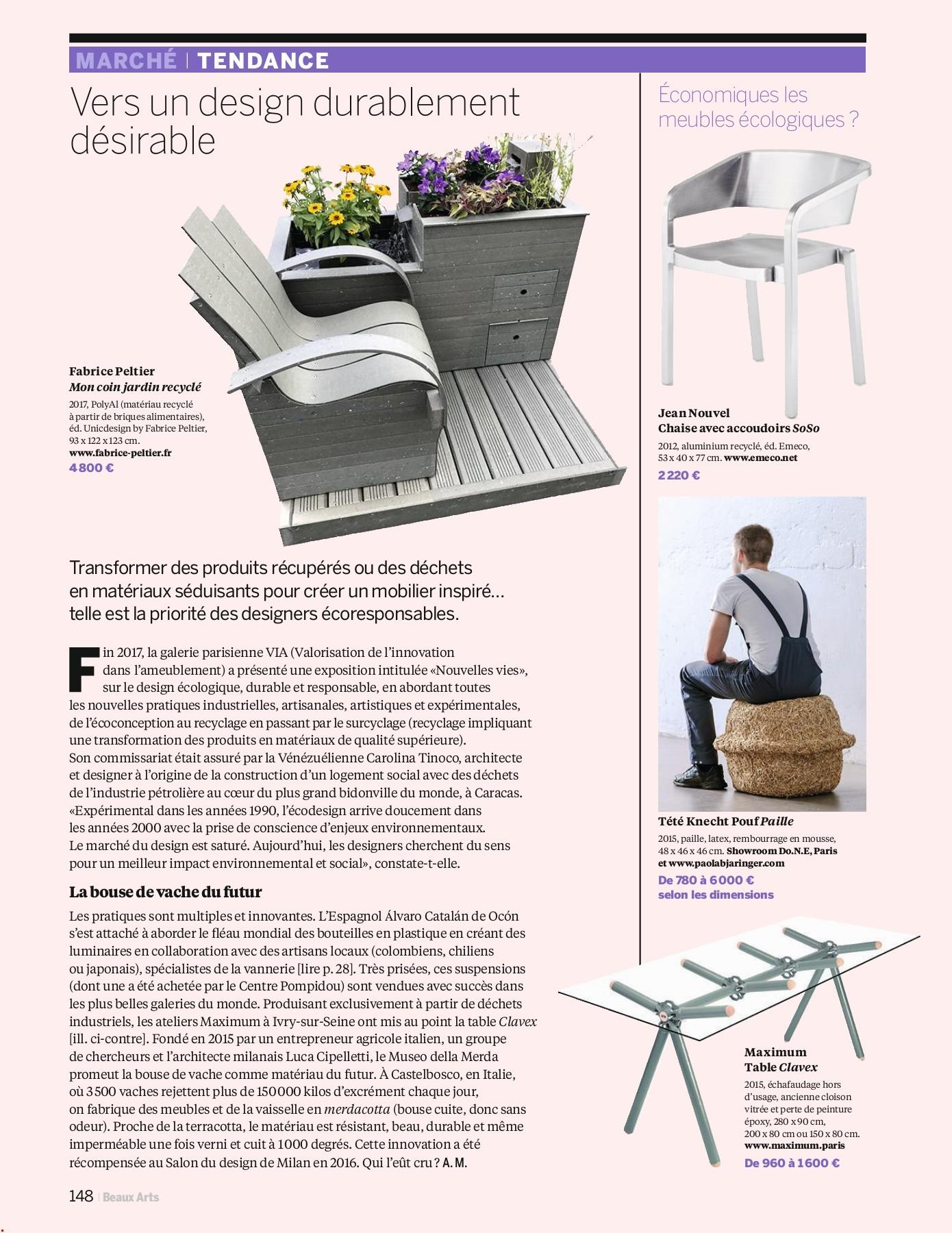 Table Et Chaise De Jardin En Aluminium Nouveau 2018 05 01 Beaux Arts Pages 151 164 Text Version Of 39 Luxe Table Et Chaise De Jardin En Aluminium