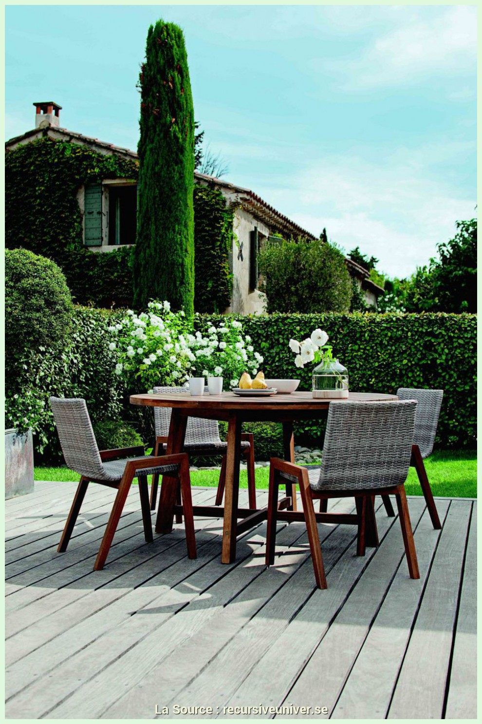 Table Et Chaise De Jardin Ikea Génial Table Terrasse Ikea