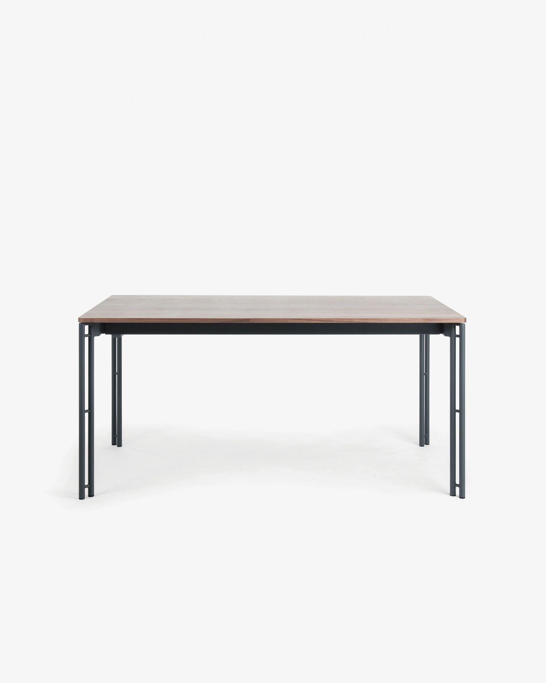 Table Extensible Exterieur Frais Table Extensible Kesia 160 220 X 90 Cm