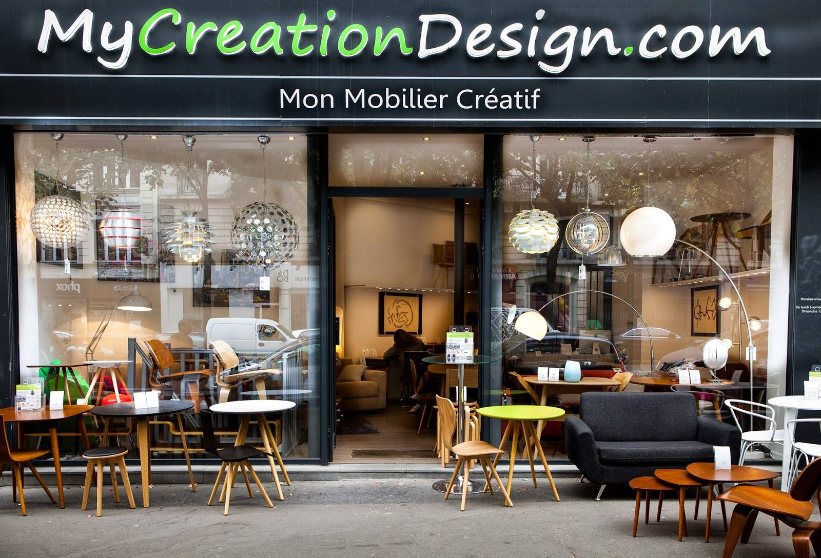 Table Extensible Exterieur Génial Les Showrooms Mycreationdesign My Creation Design