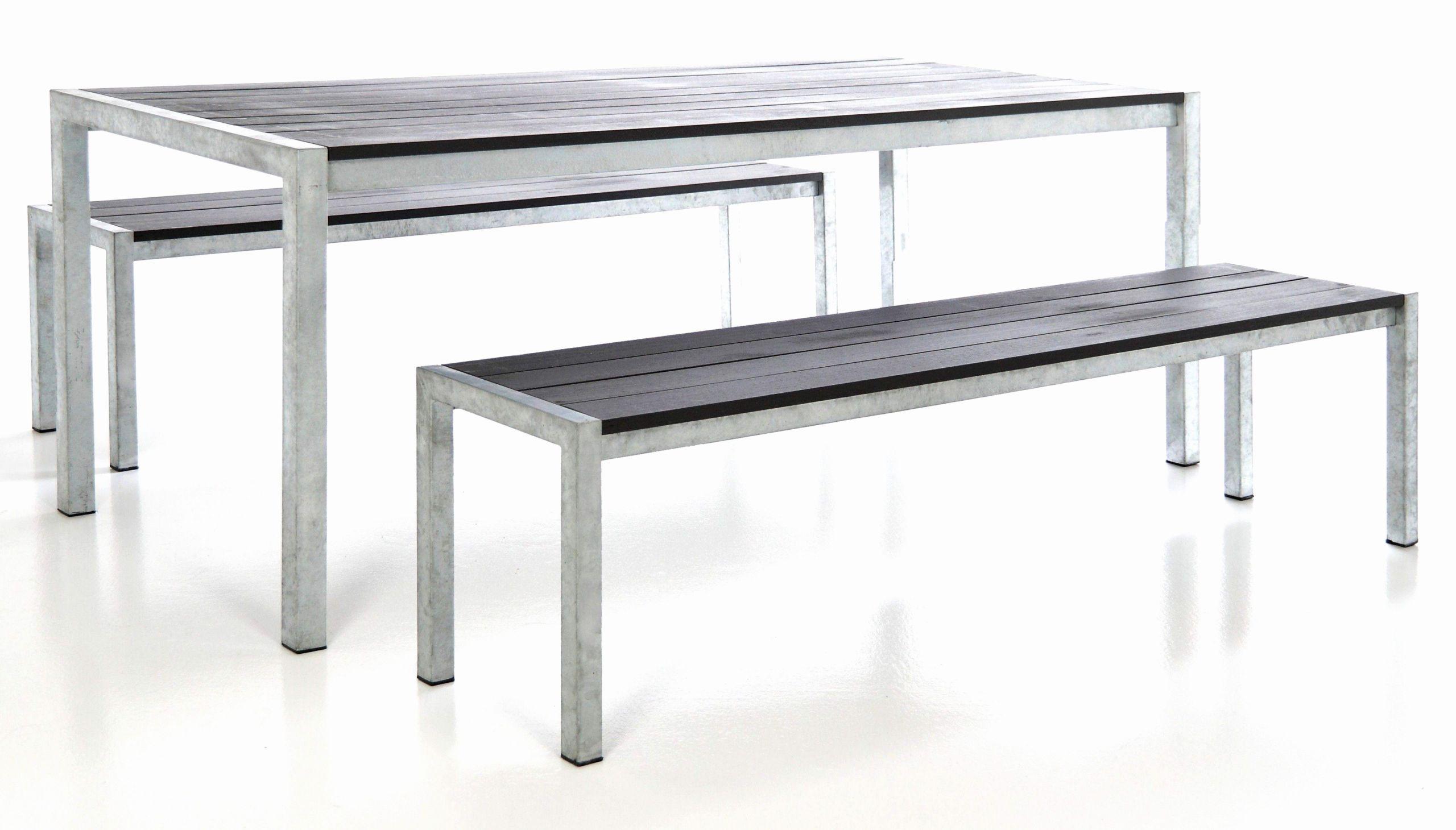 Table Extensible Exterieur Génial Salon De Jardin En Metal Inspiré Salon De Jardin En Bois