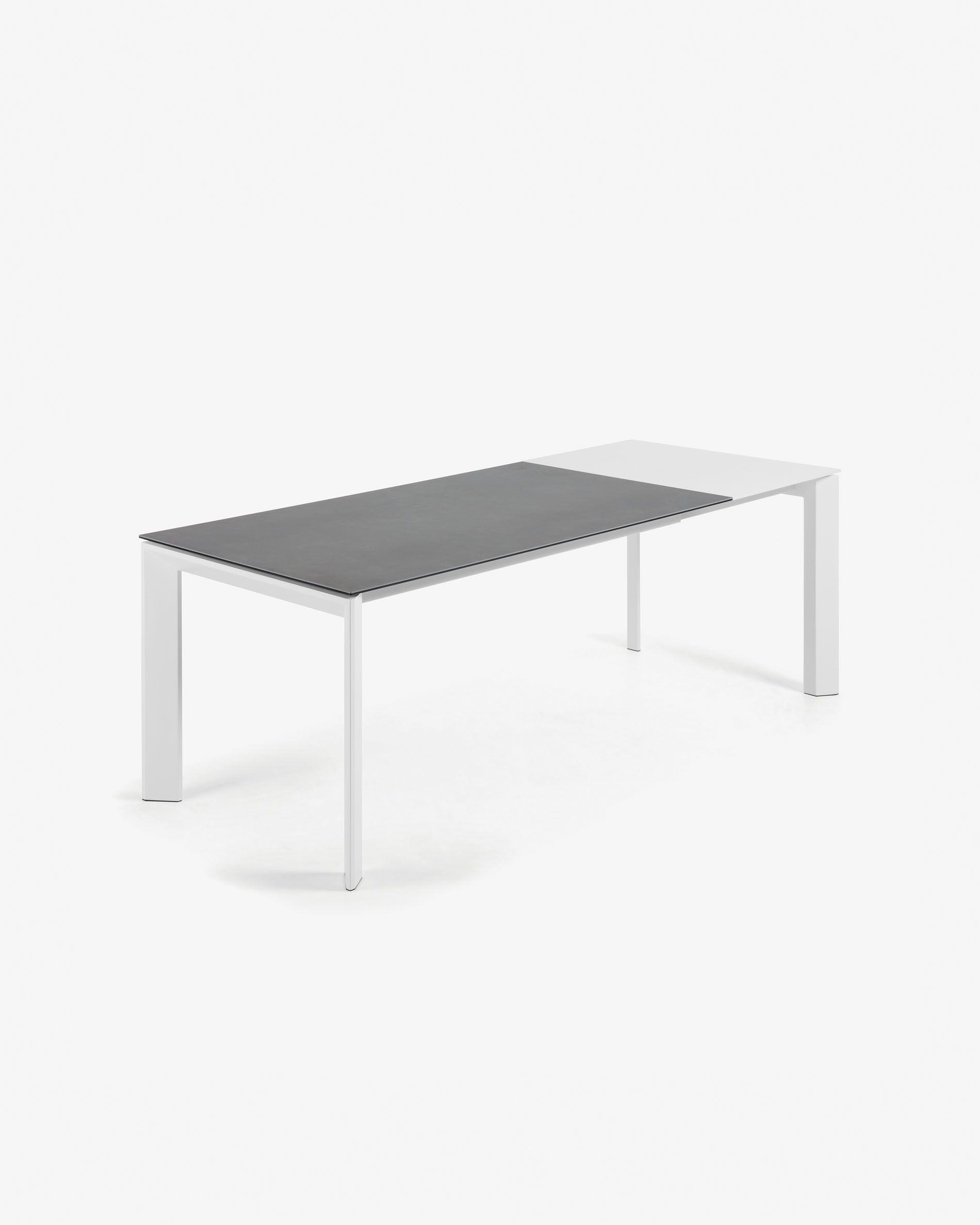 Table Extensible Exterieur Inspirant Table Extensible Axis 160 220 Cm Gr¨s Cérame Finition