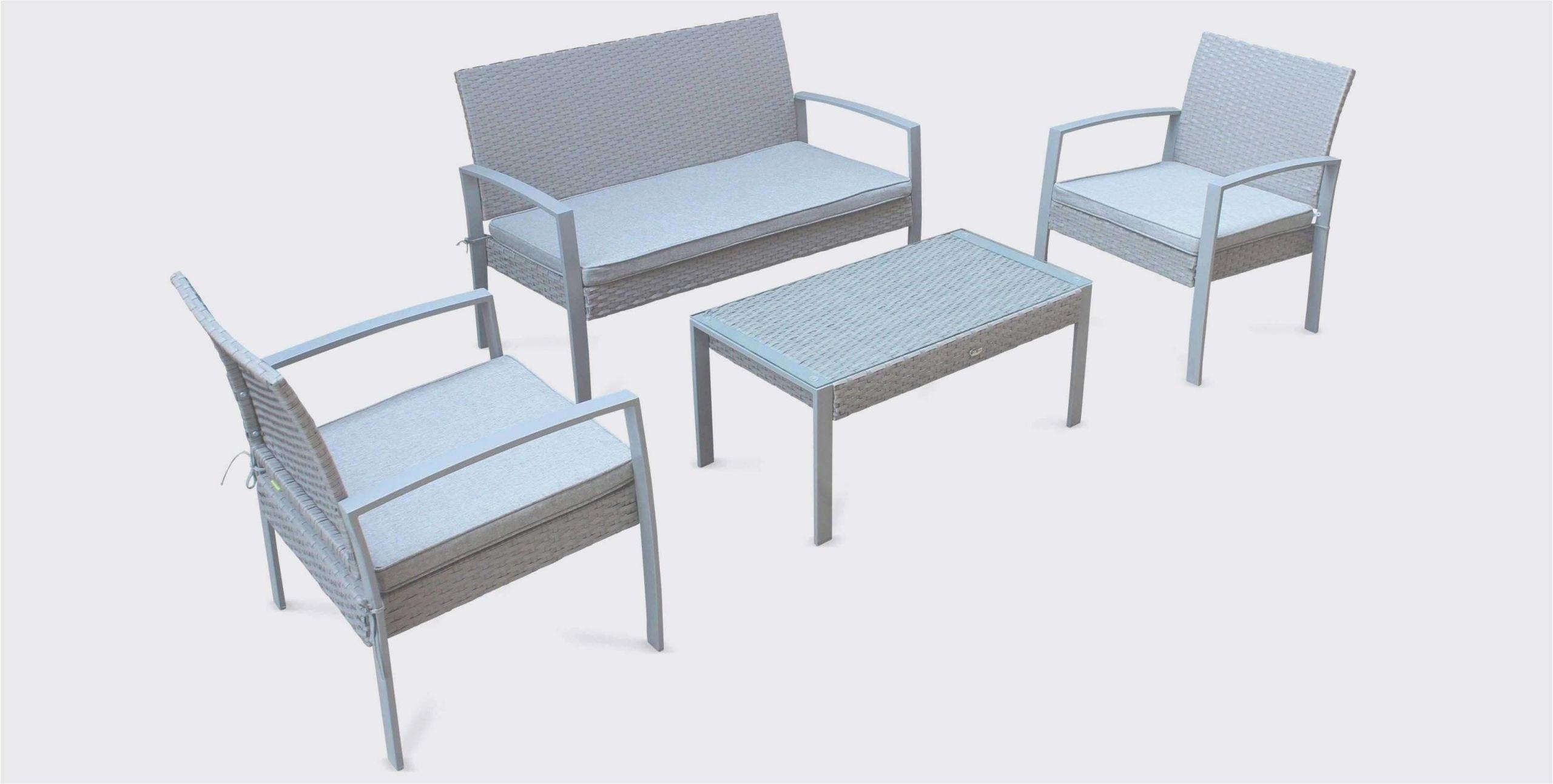 Table Extensible Exterieur Luxe Salon De Jardin En Metal Inspiré Salon De Jardin En Bois