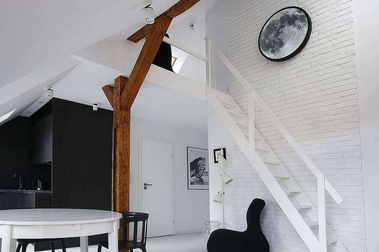 Table Exterieur Design Beau Апартаменты квартира Poznań Best Location Loft ПоРьша
