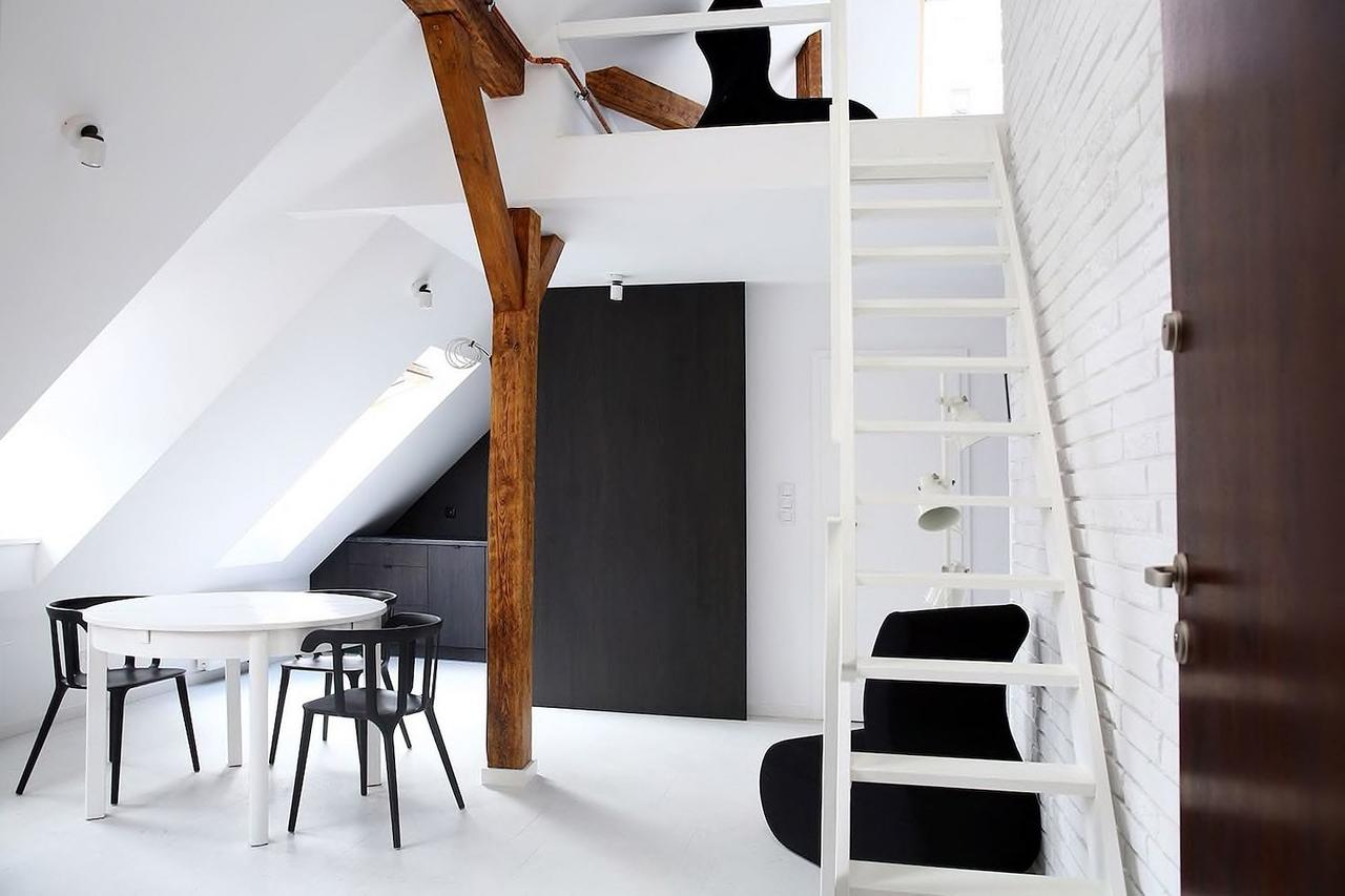 Table Exterieur Design Frais Апартаменты квартира Poznań Best Location Loft ПоРьша