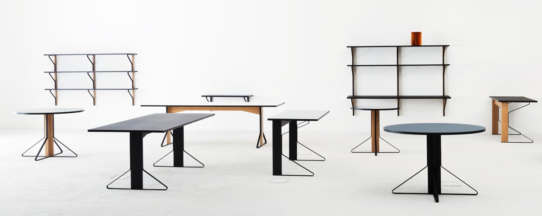 Table Exterieur Design Unique Ronan & Erwan Bouroullec Design