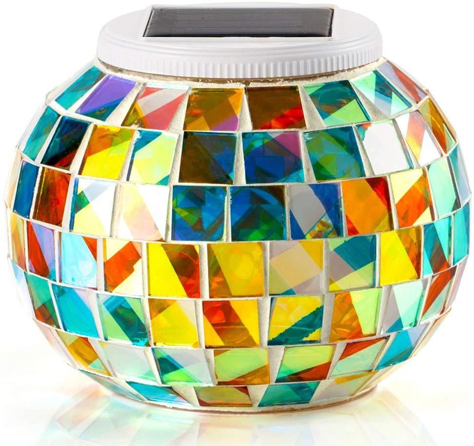 Table Exterieur Mosaique Élégant Cadeau D Ambiance Grde Mosaic Globe Lampe solaire Décoration Veilleuse Lanterne Pour Fªte soiree Jardin Ami Stylo Porte Of 33 Frais Table Exterieur Mosaique
