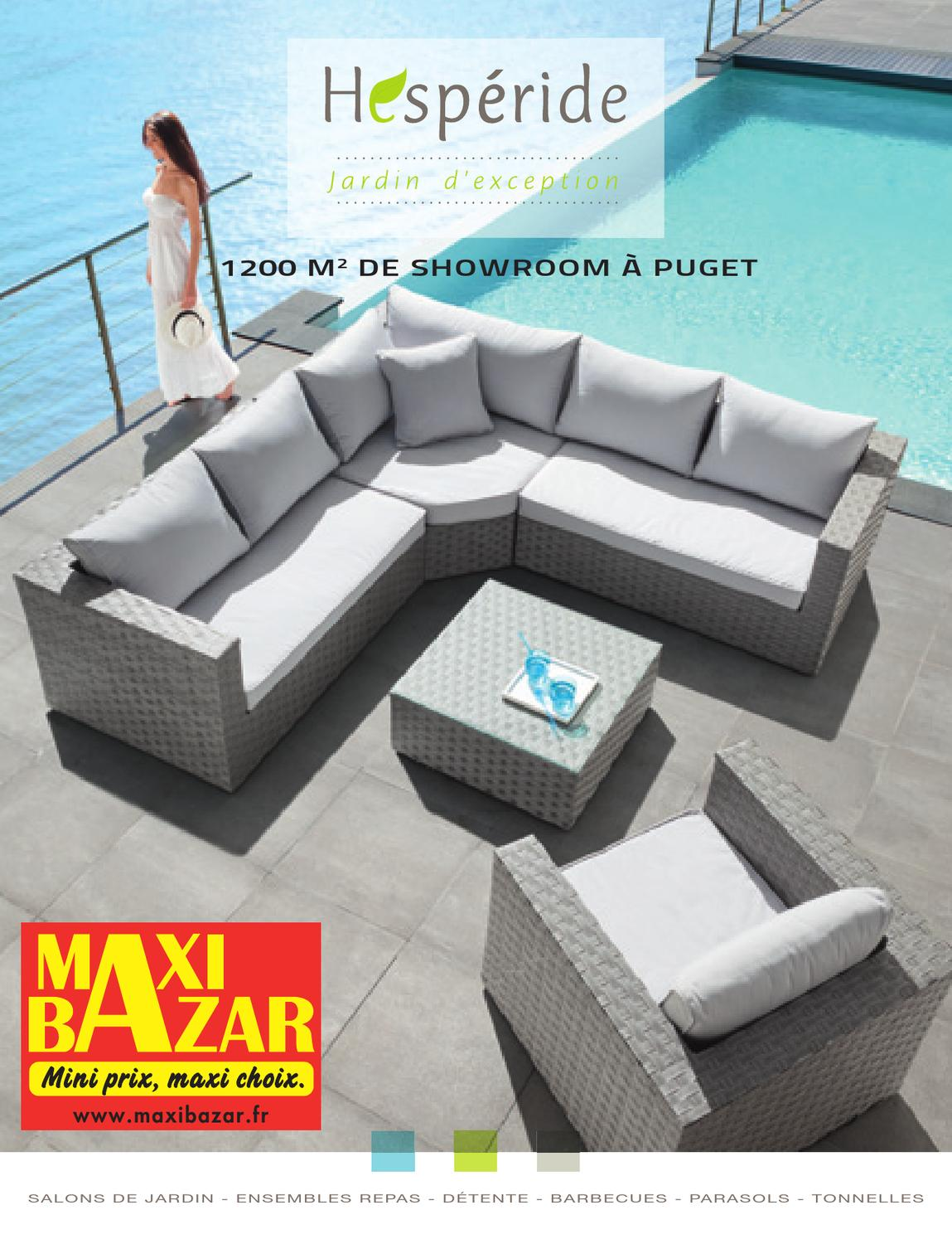 Table Exterieur Resine Beau Maxibazar Jardin 2013 Fr by Maxibazar issuu Of 36 Charmant Table Exterieur Resine