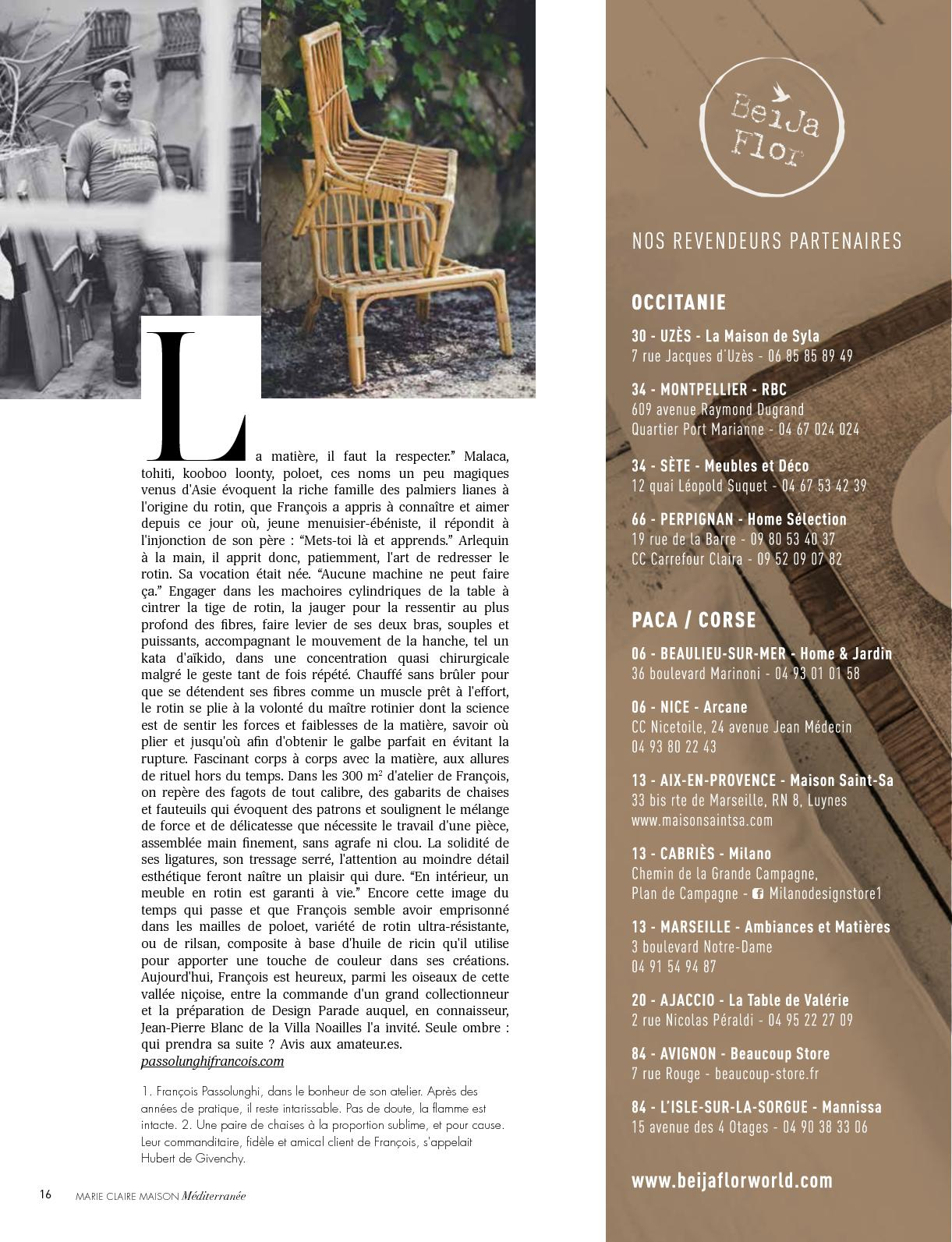 Table Exterieur Resine Inspirant N°502 Marie Claire Maison Juillet Aout 2018 Calameo Downloader Of 36 Charmant Table Exterieur Resine