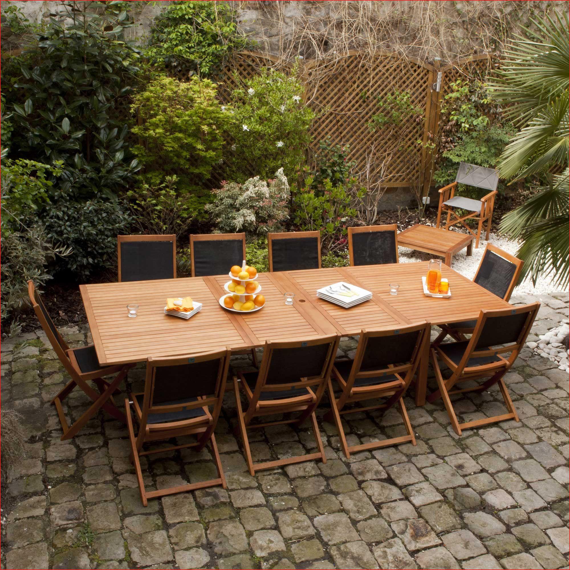 Table Exterieur Teck Unique Jardin Archives Francesginsberg