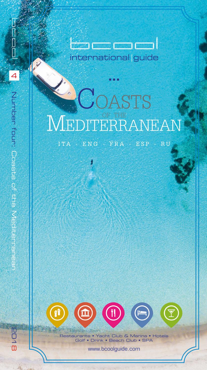 """Table Fer Best Of 2018 Bcool Guide """"coasts Of the Mediterrean"""" by Bcool City"""