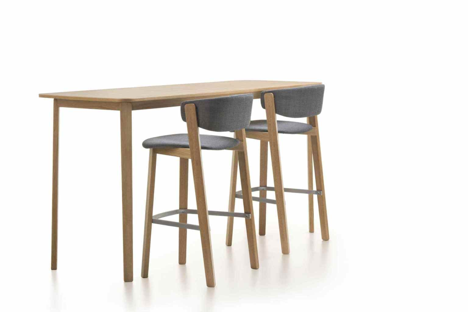 Table Haute Bistrot Charmant Table Haute Scandinave – soberliving