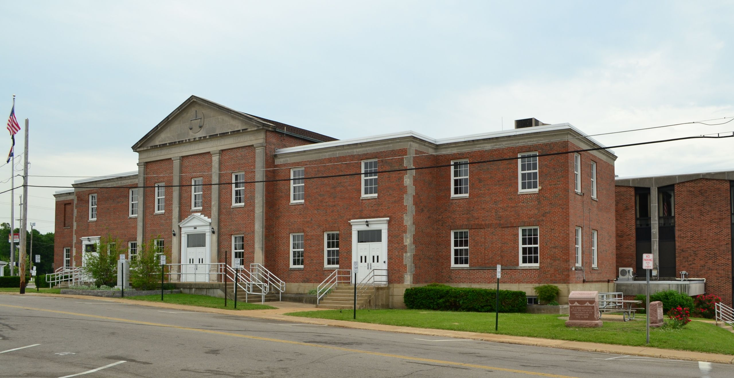 Jefferson County MO courthouse 015
