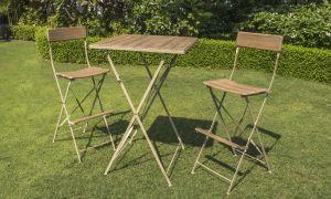 20 Élégant Table Haute Terrasse