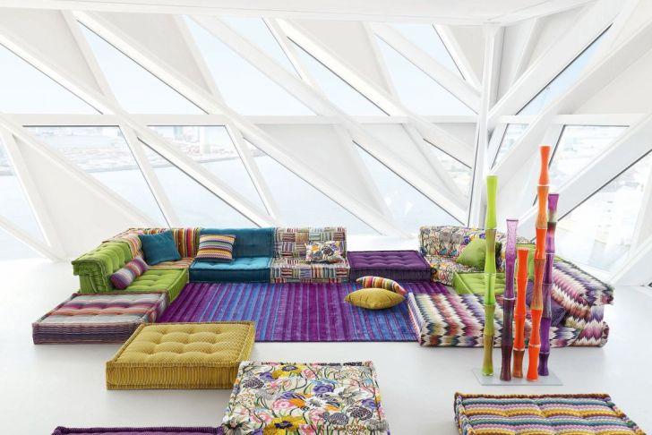 Table Jardin Bois Frais Roche Bobois Paris Interior Design & Contemporary Furniture