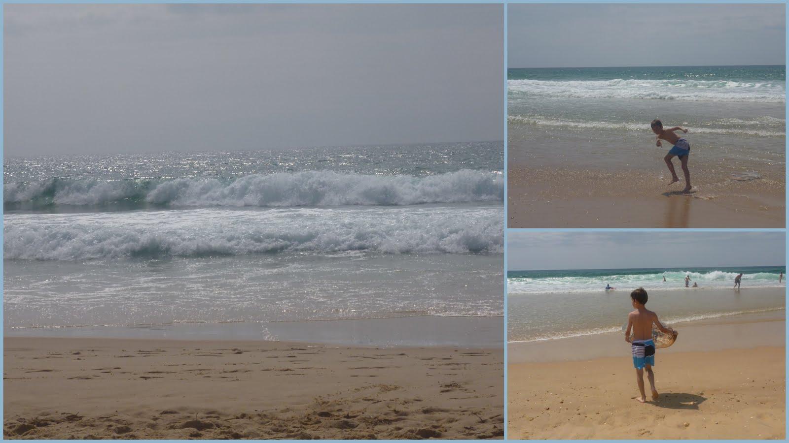 5 juillet 2012 à Contis plage1