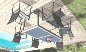 34 Élégant Table Jardin Composite
