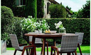 29 Élégant Table Jardin Exterieur