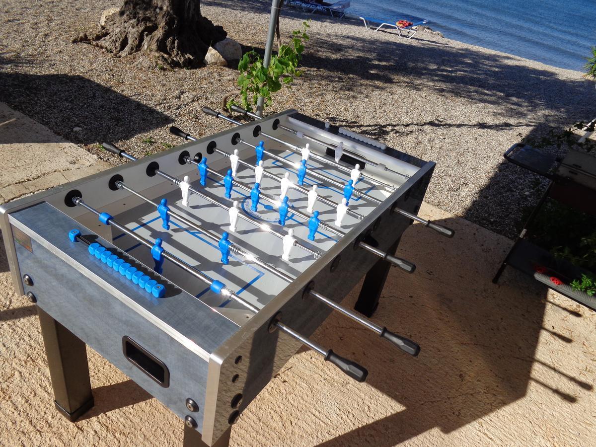 Table Jardin Metal Charmant Kalimera Apartments Греция Киверион Booking Of 21 Luxe Table Jardin Metal