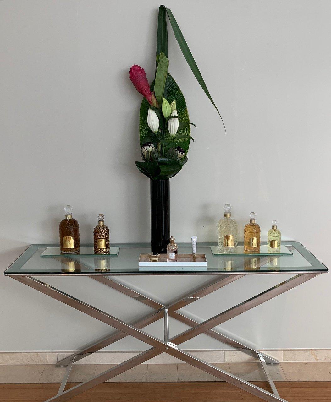 Table Jardin Metal Élégant Spa Guerlain ВерсаРь Ручшие советы перед посещением