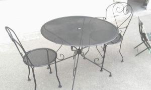 30 Génial Table Mosaique Jardin