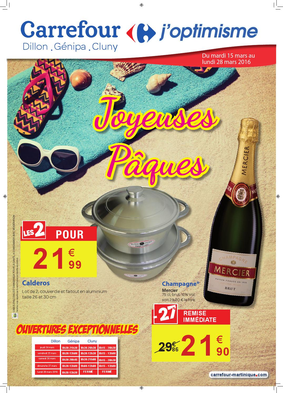 Table Pliante Carrefour Génial Carrefour Joyeuses P¢ques Du 15 Au 28 Mars 2016 by Of 21 Luxe Table Pliante Carrefour
