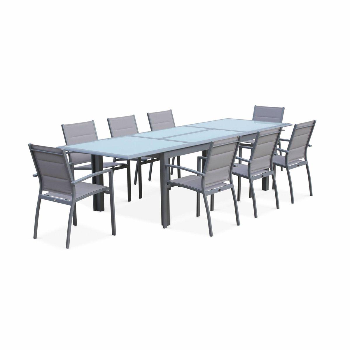 Table Pour Terrasse Nouveau Alice S Garden Salon De Jardin En Bois Extensible