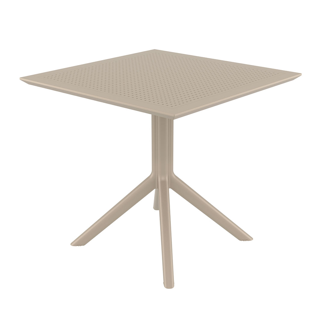 Table Resine Charmant Siesta Exclusive Sky Table 80 Siesta Of 33 Inspirant Table Resine