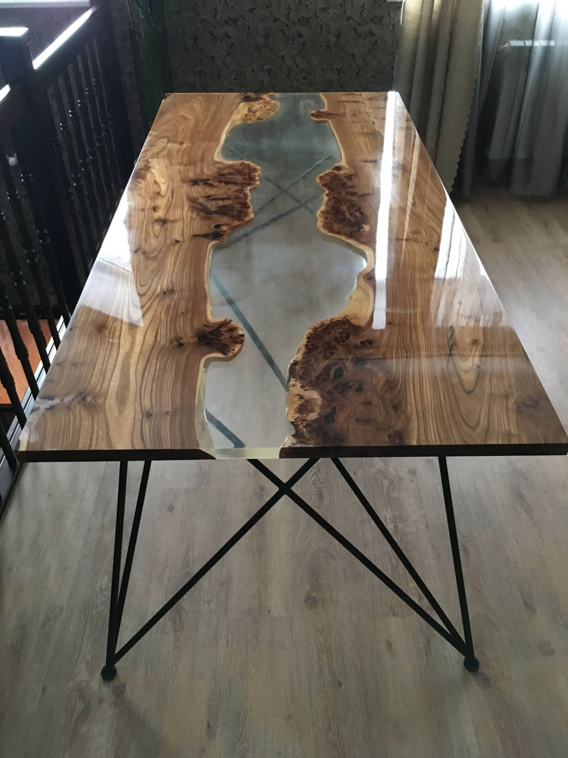 Table Resine Nouveau Epoxy Resin Table Of 33 Inspirant Table Resine