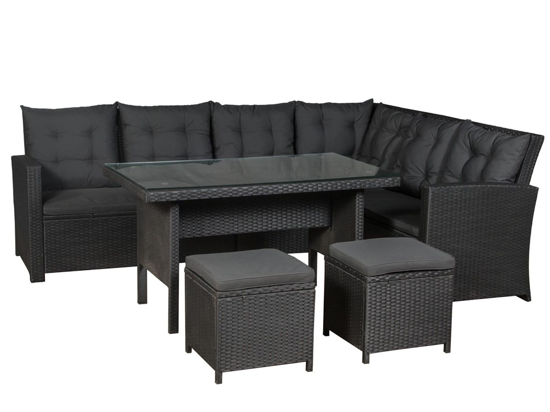 Table Resine Tressee Frais Meble Ogrodowe Dla 7 Os³b Narożnik Kanapa St³Å' Mbr W 2019 Of 40 Luxe Table Resine Tressee