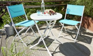 38 Inspirant Table Ronde De Jardin