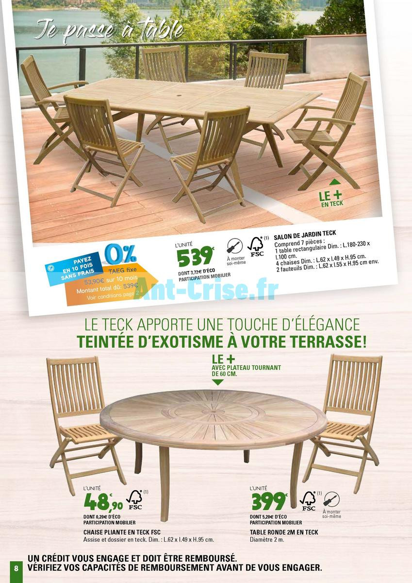 Table Ronde Salon De Jardin Élégant Table Ronde De Jardin Magasin Leclerc Of 40 Best Of Table Ronde Salon De Jardin