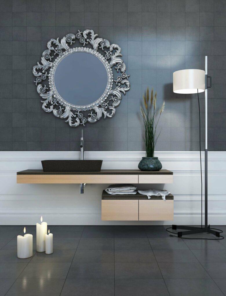 quelle couleur pour une petite salle de bain unique et renover une salle de bains avec un petit bud nos 7 astuces 780x1024