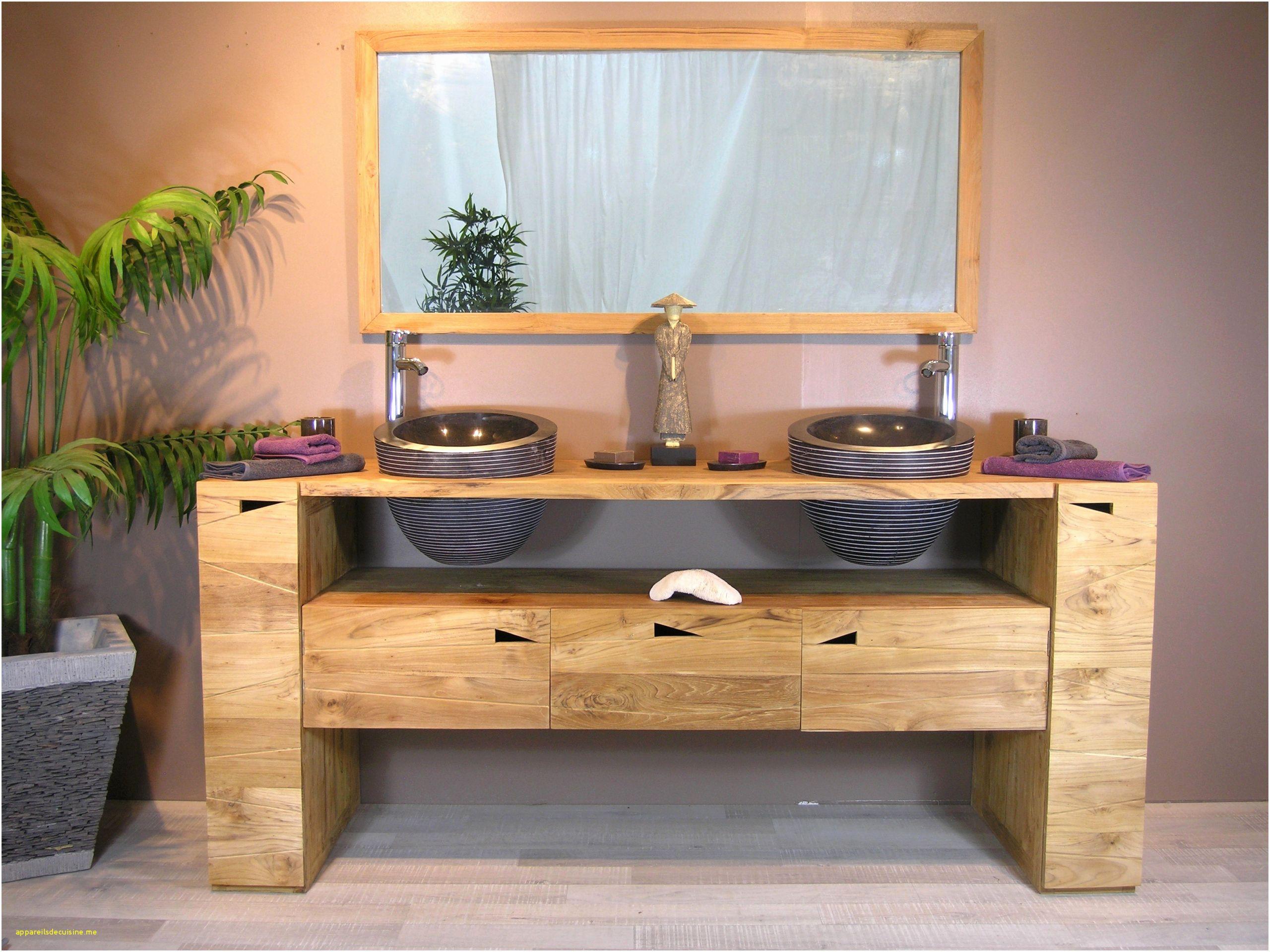 salle de bain en teck beau meuble salle de bains en bois lavabo salle bain meuble lavabo bois of salle de bain en teck
