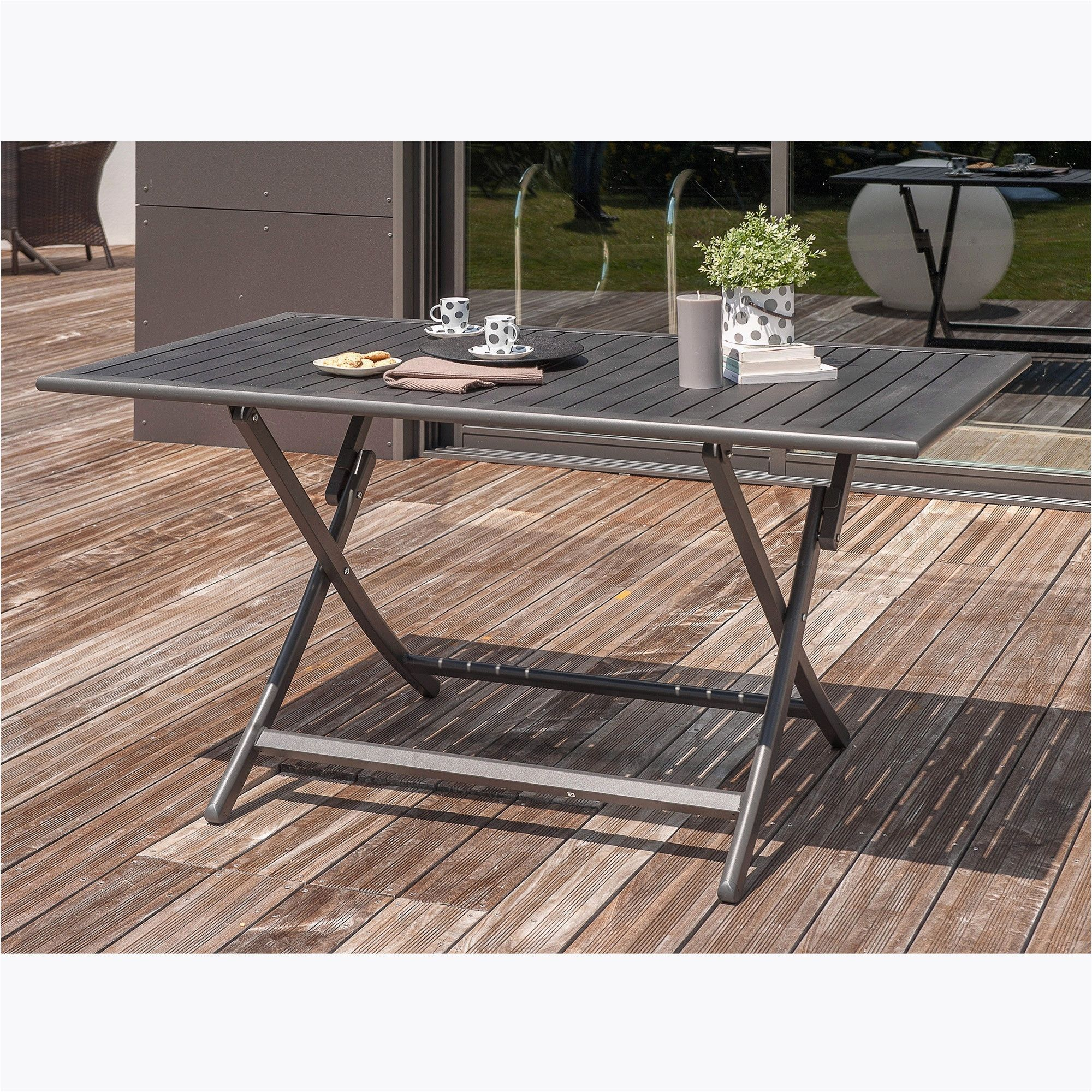Table Teck Jardin Charmant Table Pliante Leclerc Beau S Leclerc Table De Jardin