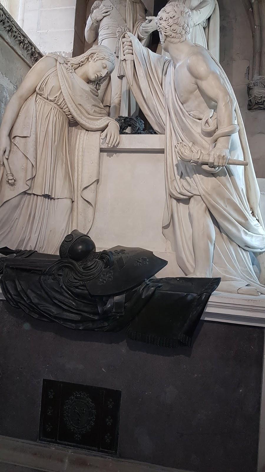 Tombeau du Duc d Enghien