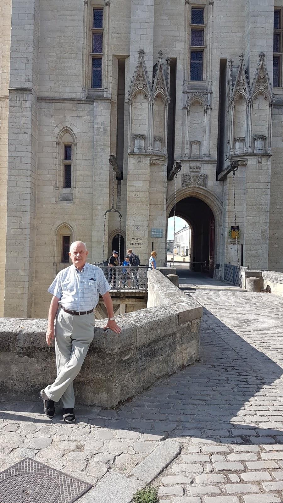 Entrée du Chateau de Vincennes