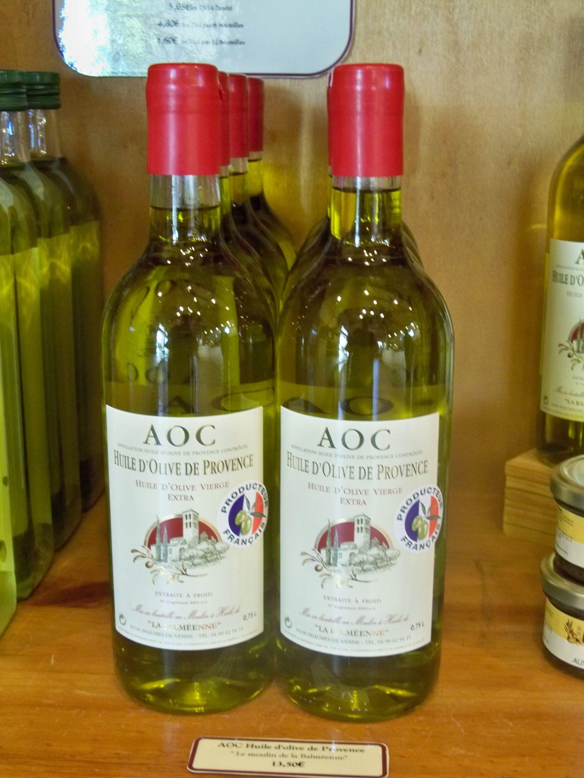 Huile d Olive de Provence